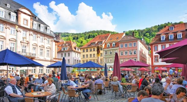 Heidelberg Cafe 2